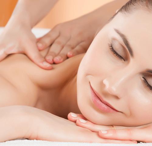 masaje descontracturante y de relajación